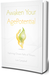 Cover of book, Awaken Your AgePotential